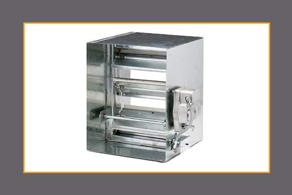 Air Dampers – HVAC Damper Controls   Johnson Controls