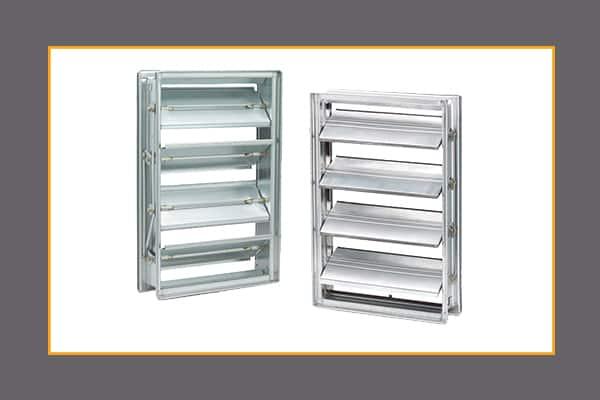 Air Dampers – HVAC Damper Controls | Johnson Controls