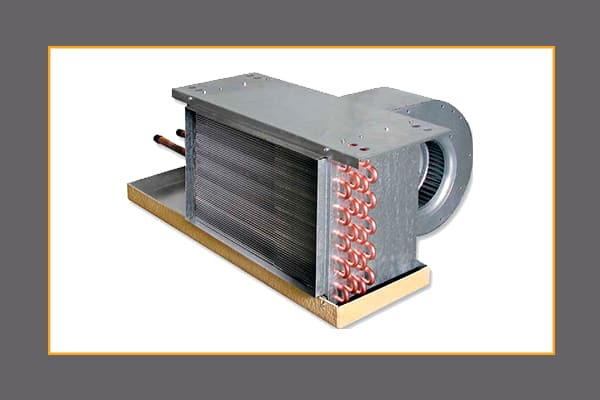 Horizontal High Performance Fan Coil