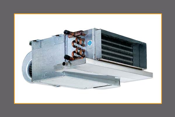 Horizontal Low Profile Fan Coil Unit Johnson Controls