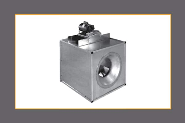 CENTRIFUGAL INLINE SQUARE Fan