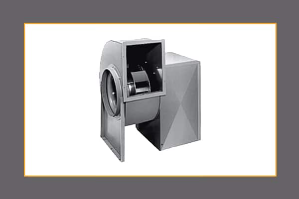 HVAC Utility Set Commercial Centrifugal Fan