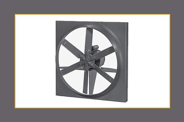 WALL MOUNTED PROP Commercial Axial Fan