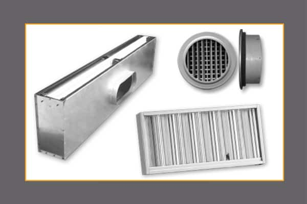 Tuttle Bailey Grilles : Grilles and diffusers johnson controls