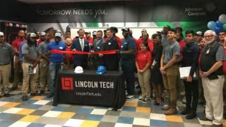 Johnson Controls and Lincoln Tech will discuss the unique partnership that has been formed to develop students with the technical skills they need to create and advance their careers.