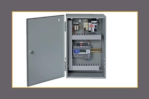Wiring Diagram Access Control Panel : Hvac control panel u2013 hvac controls johnson controls