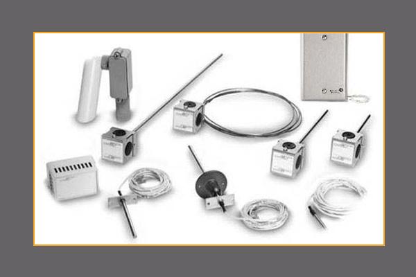 Wall Mount Temperature Sensor : Wall mount temperature sensor johnson controls