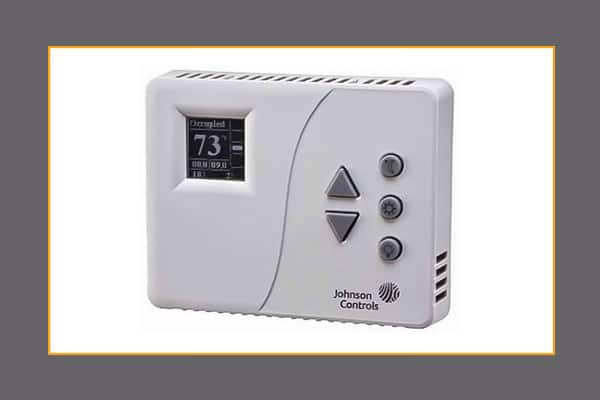 Pneuatic to Direct Digital Control DDC Room Thermostats