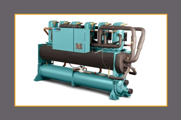 Chillers water air cooled chiller systems by york johnson controls ywcl water cooled chiller cheapraybanclubmaster Choice Image