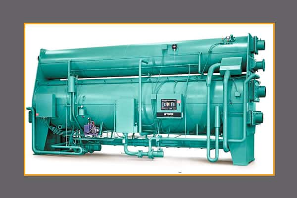 Chillers water air cooled chiller systems by york johnson controls yia chiller cheapraybanclubmaster Choice Image