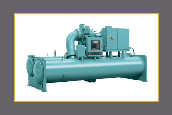 yk centrifugal water chiller johnson controls