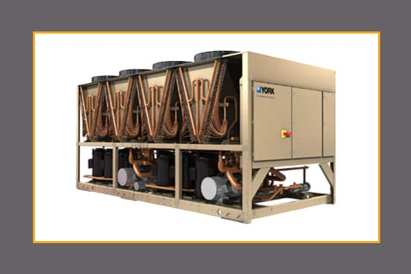 YLPA Air to Water Scroll Heat Pump Chiller