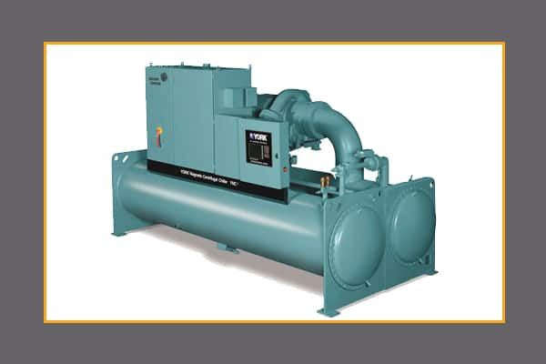 chillers water air cooled chiller systems by york johnson controls rh johnsoncontrols com Chiller York 2Nwm009344 York Chillers Details