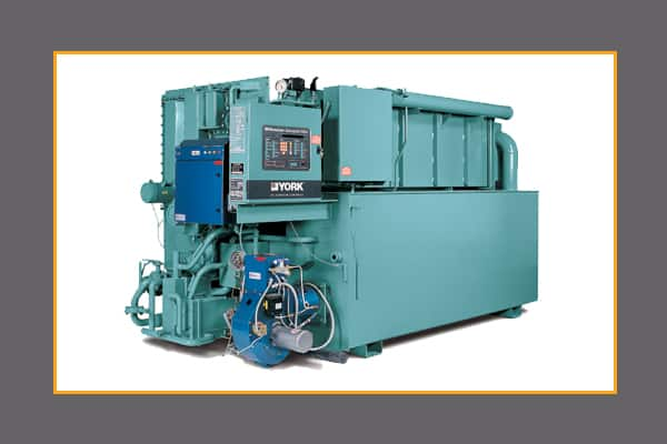 YPC Two Stage Absorption Chiller