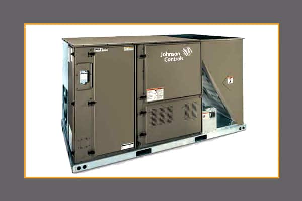 Series 10 Single Packaged Hvac Units Johnson Controls