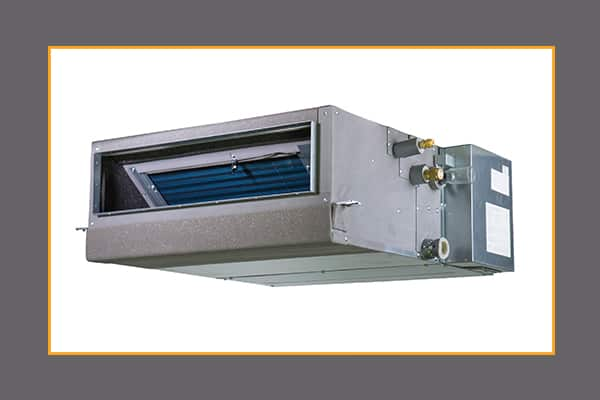 High Static Duct VRF