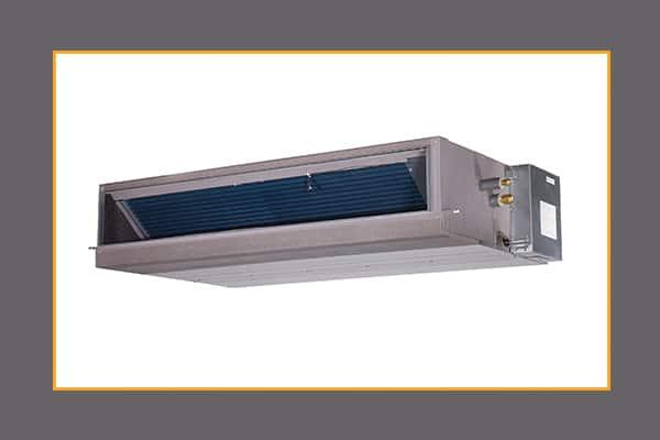 Vrf Ducted Slim Indoor Unit Johnson Controls