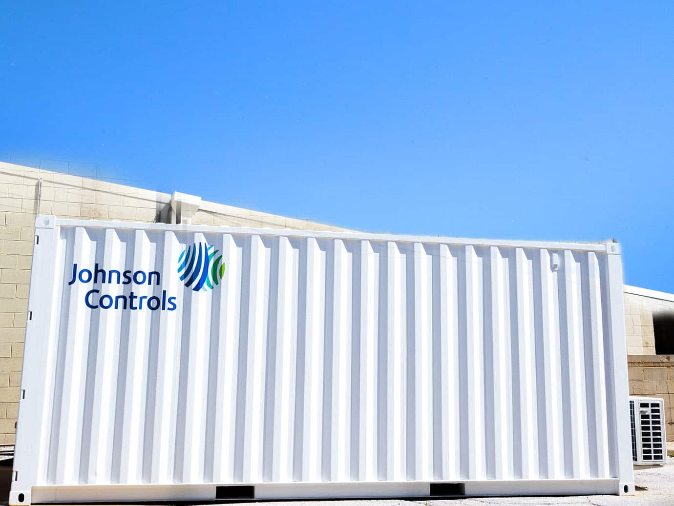 power storage container