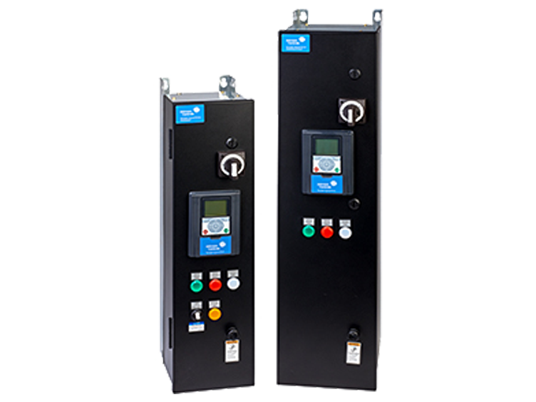 Enclosed Variable Speed Drives (Series II)