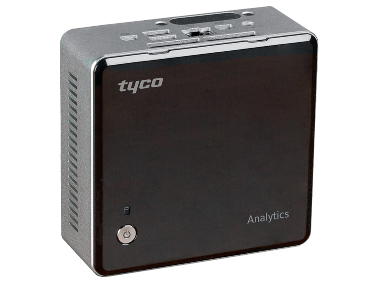 Tyco Analytics Appliance