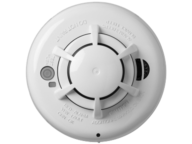 PowerG wireless life safety sensors for safer environment