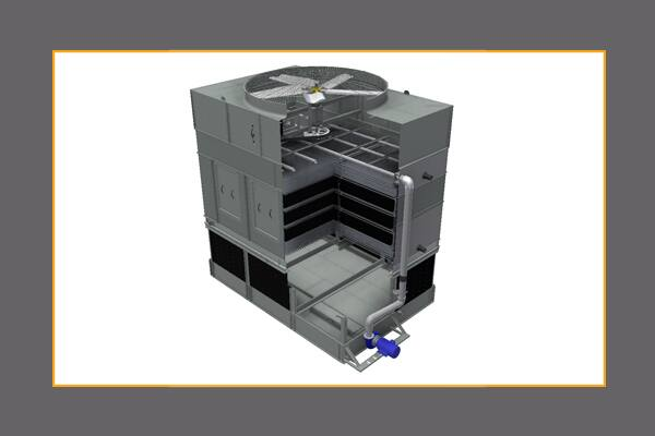 IDCF Induced Draft Evaporative Condenser