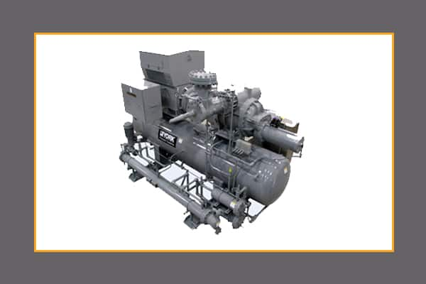 Refrigeration Screw Compressors