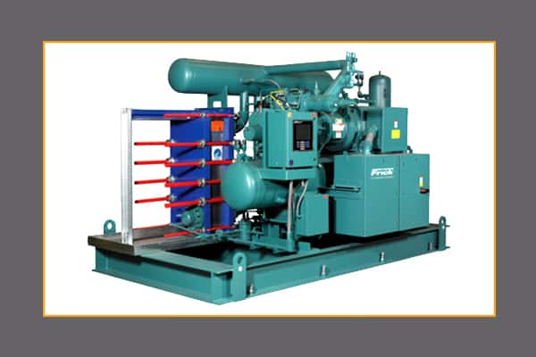 powerpac refrigeration packaged chiller by frick johnson controls