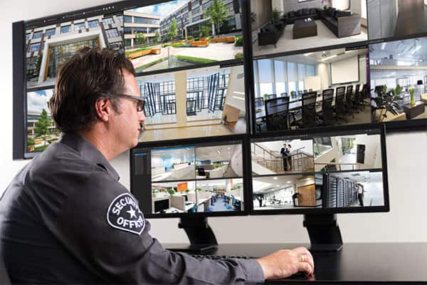 P2000 Video Mangement System, VMS, Video Surveillance