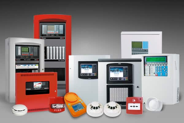 Building Fire Alarm And Smoke Detection Systems Johnson