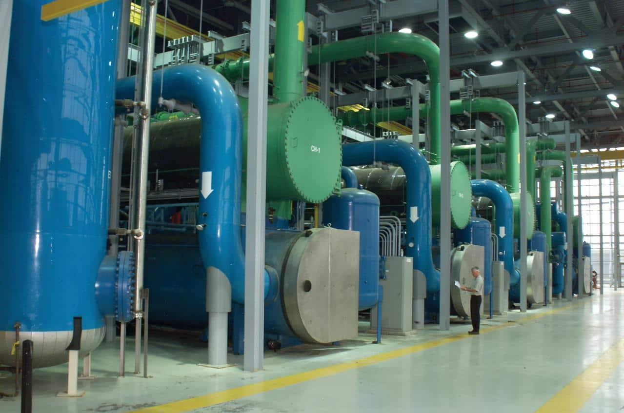 Central Chiller Plant Optimization Johnson Controls
