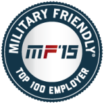 Military Friendly Top 100 Employer