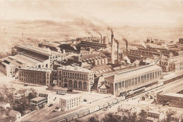 On July 29, 1896, the York Manufacturing Co. (York) completed construction of its new plant in York, Pennsylvania.