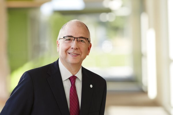 Alex Molinaroli is chairman and chief executive officer of Johnson Controls.