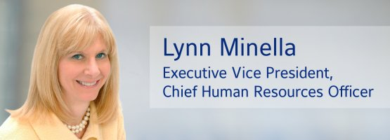 Lynn Minella, Executive Vice President & Chief Human Resources Officer, Johnson Controls