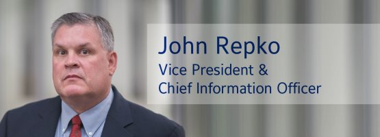 John Repko, Vice President & Chief Information Officer, Johnson Controls