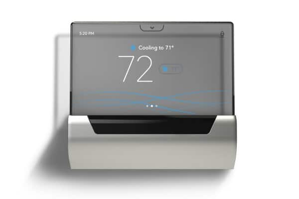 Designed by the same company that invented the room thermostat, GLAS leverages more than 135 years of insights in building control systems to create a thermostat with an efficient and modern perspective.