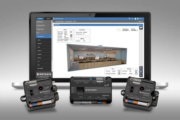 Metasys® 10.0, the latest version of Johnson Controls' building automation system, is designed to deliver more unified building management.