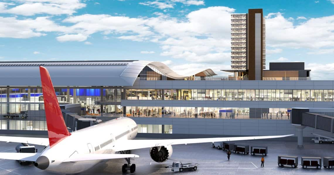 Johnson Controls chosen to lead technology integration for Nashville International Airport expansion project.