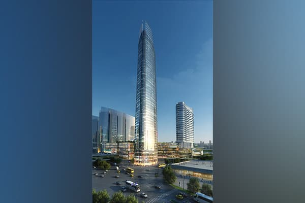 Northstar-Delta-Office-Tower-in-Changsha