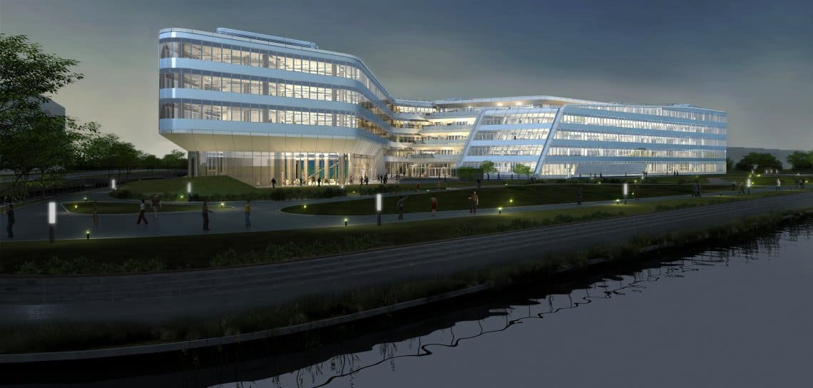 Johnson Controls Second Global Headquarters Receives Green