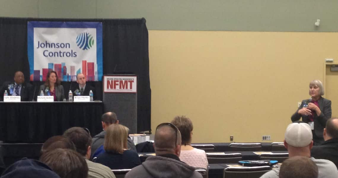 NFMT- Renee Jacobs Speaking
