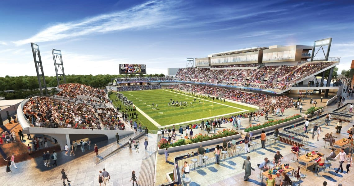 "Johnson Controls and Hall of Fame Village LLC (a partnership between the Pro Football Hall of   Fame and Industrial Realty Group) have entered into a historic 18-year agreement to create the first sports and entertainment ""smart city"" that will carry the name Johnson Controls Hall of  Fame Village."