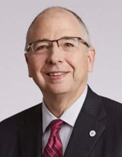 Alex Molinaroli, Chairman and CEO, Johnson Controls