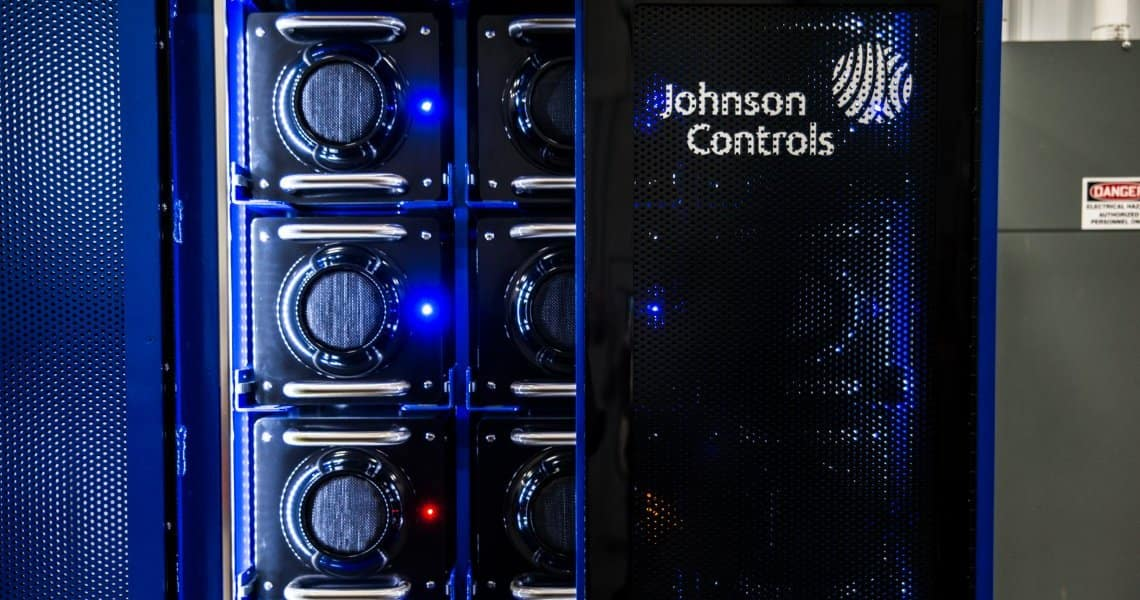 Two older buildings at Ohio's Case Western Reserve University are being transformed to model the energy grid of the future, with Johnson Controls distributed energy storage systems playing a vital role.