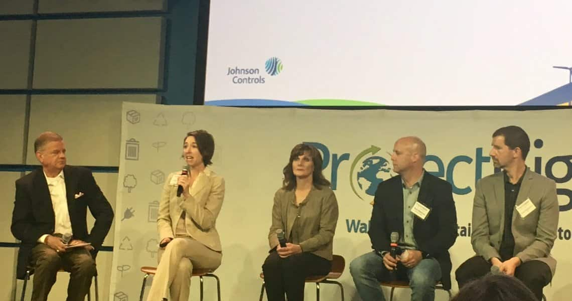 Retail giant Walmart has invited suppliers including Johnson Controls to join its latest sustainability initiative, Project Gigaton.
