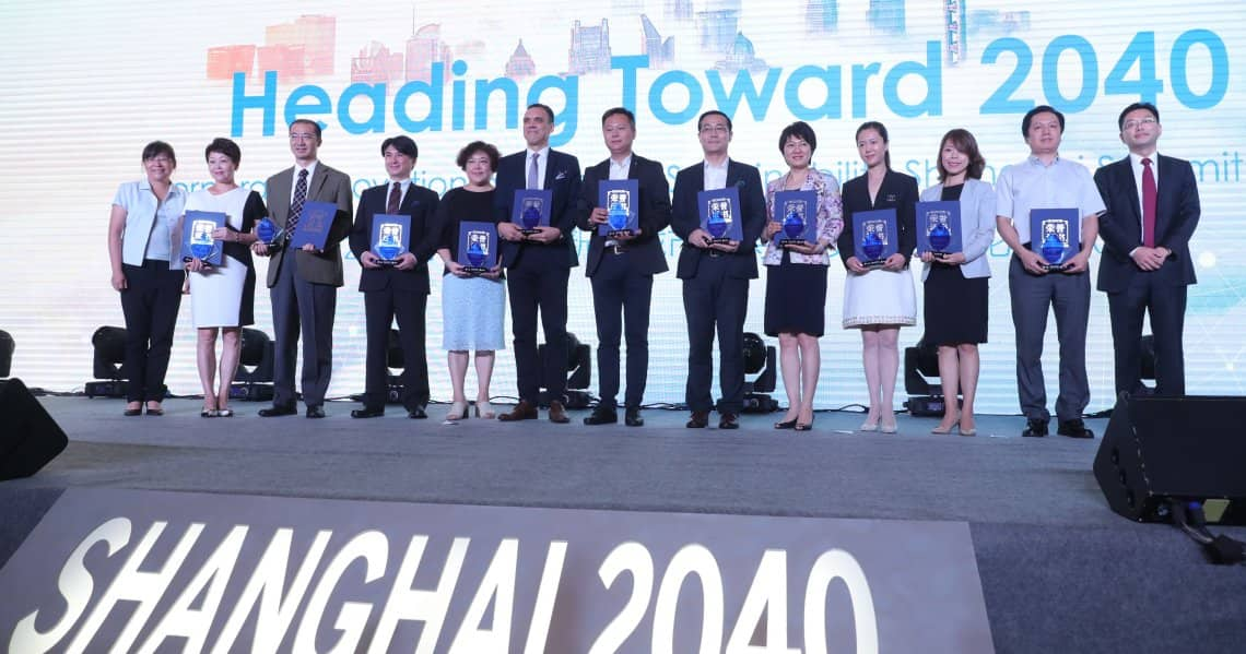 "Johnson Controls Headquarters Asia Pacific, the first ""triple certified"" green building in China, stood out from hundreds of nominees and won the 2017 Shanghai Enterprise Sustainability Impact Award."