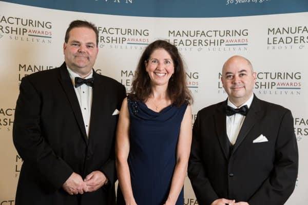 Johnson Controls was recently recognized by the Frost & Sullivan Manufacturing Leadership Council for outstanding achievement in several categories.