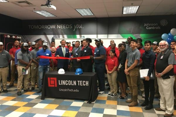 Johnson Controls And Lincoln Tech Complete The Launch Of 10 Vocational Classrooms Johnson Controls