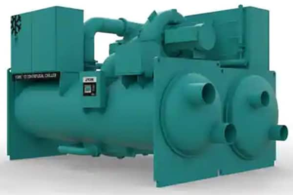 YORK® YZ Magnetic Bearing Centrifugal Chiller extended to 2,020 tons